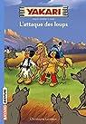 Yakari, tome 5 : L'attaque des loups par Lambert