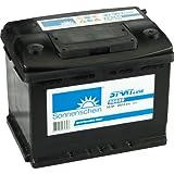 EXIDE Sonnenschein 55559 55Ah Autobatterie (460A Kälteprüfstrom)