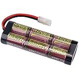 melasta 7.2V 4200mAh NiMH energía de la batería Continúa Velocidad de Descarga 10C con Tamiya RC Conector para Coches de competición