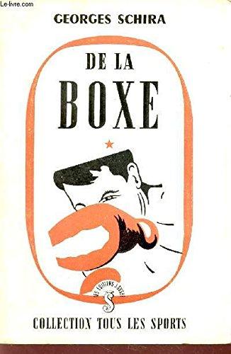 DE LA BOXE / COLLECTION TOUS LES SPORTS.