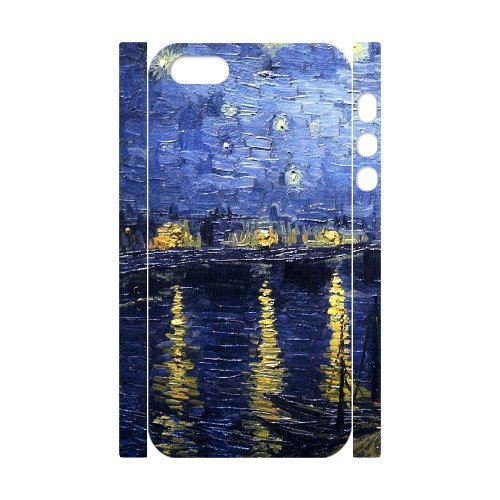 LP-LG Phone Case Of Van Gogh For iPhone 5,5S [Pattern-6] Pattern-1