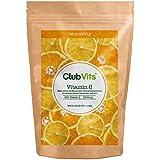 Club de Vits - Vitamine C 1000mg avec églantier et Bioflavonoids- 365 Comprimés