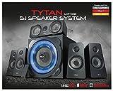 Trust-GXT-658-Tytan-51-Gaming-Surround-Speaker-System-with-Subwoofer-180-W-UK-Plug-LED-illuminated