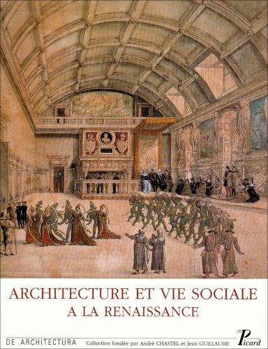 Architecture et vie sociale