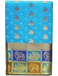 Saravanabava Silks Art Silk Saree With Blouse Piece