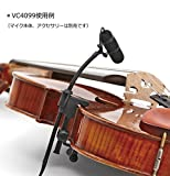 VC4099 Support violon pour DPA 4099 V Violin