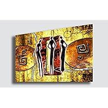Quadri moderni stampa su tela canvas for Arredo casa amazon