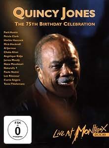 Quincy Jones' 75th Birthday Celebration - Live at Montreux 2008 (2 DVDs), NTSC
