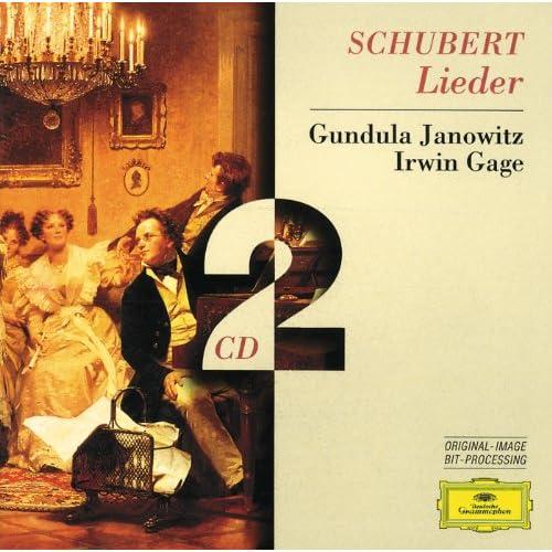 Schubert: 4 Gesänge aus 'Wilhelm Meister', D.877 - 4. Lied der Mignon: Nur wer die Sehnsucht kennt