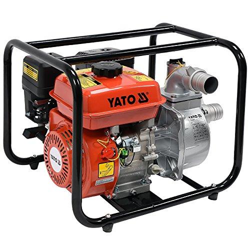 'Yato yt-85401-Benzin Wasserpumpe 25.9hp 36M3/H