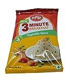 MTR 3 Minute Breakfast - Vegetable Upma, 60g Pouch