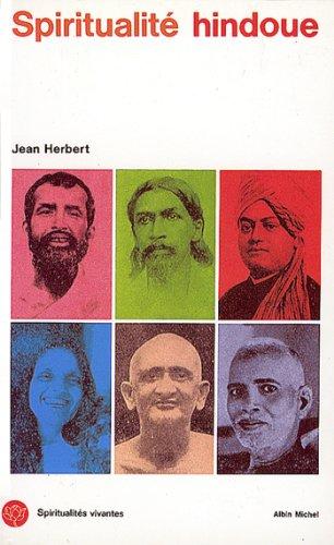Spiritualité hindoue par Jean Herbert