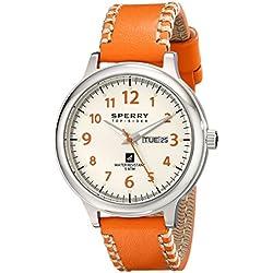 Sperry top-sider Herren 10018687Largo Analog Display Japanisches Quarz-braun Armbanduhr