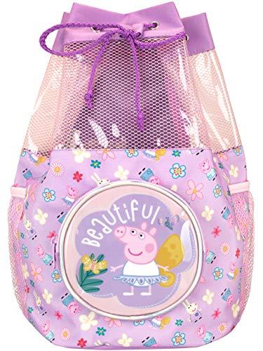 Peppa Pig Bolsa de Natación para Niñas Peppa