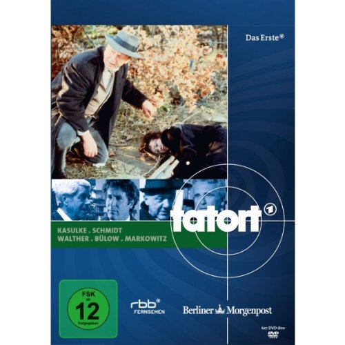 Tatort - Berlin-Box (6 DVDs)