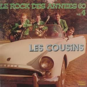 Le rock des années 60 vol. 4 / Vinyl record [Vinyl-LP]