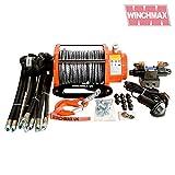Hydraulische Seilwinde 15000lb winchmax Original Orange Seilwinde Dyneema Seil