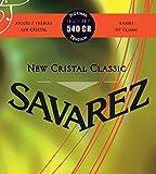 Savarez New Cristal Classic 540CR Jeu de Cordes pour Guitare classique