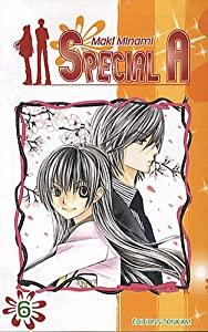 Special A Edition simple Tome 6