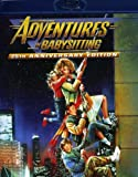 Adventures in Babysitting: 25th Anniversary Edition [Blu-ray] [Import italien]