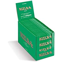 Rizla Cigarette Rolling Papers, Green, 100 Booklets