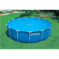 Bâche à bulles piscines tubulaires 150 g/m² Ø 4,48m pour piscine Ø 4,57m