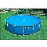 Bâche à bulles piscines tubulaires 110 g/m² Ø 2,90m pour piscine Ø 3,05m