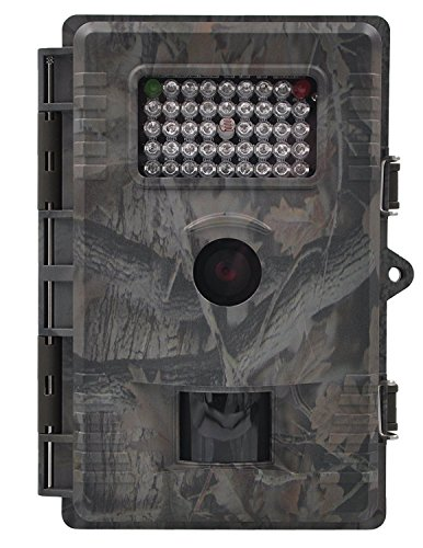 XIKEZAN-1080P-HD-Trail-Camera-12MP-Waterproof-Game-Cameras-Low-Glow-Infrared-Night-Vision-Wildlife-Hunting-Cam-1-Year-Manufacturer-Warranty