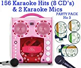 Portable Karaoke Machine & CD Player - Classic 383 for sale  Delivered anywhere in Ireland