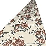 QiangDa-didian Läufer Flur Teppich Lange Teppichläufer Weicher Dichter Haufen Rutschfeste Unterlage Schmaler Korridor Polyester 2 Farben, Größen Anpassbar (Farbe : B, größe : 0.6 x 3m)