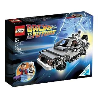 LEGO 21103Zurück in die Zukunft–Die DeLorean Zeitmaschine