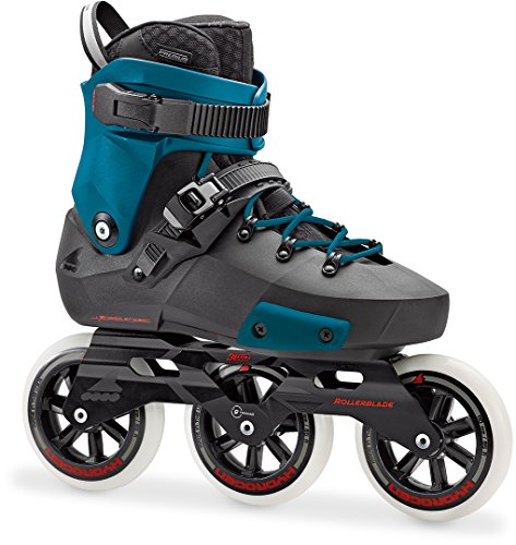 Rollerblade Twister Edge Custom KIT 2018 Petrol Blue, 1 (Rollerblades Twister)