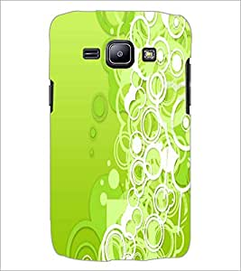PRINTSWAG GREEN PATTERN Designer Back Cover Case for SAMSUNG GALAXY J1