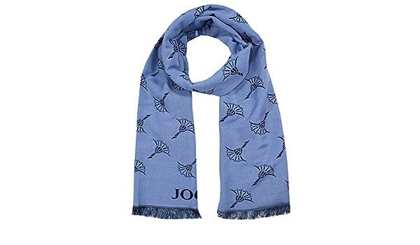 190x60 cm Joop LxB Blue 448 Herrenschal Feris,
