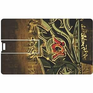 Printland Credit Card Shaped 8GB Pen Drive