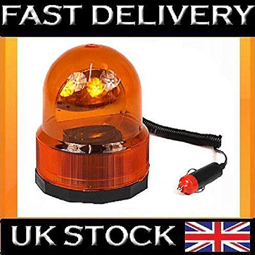 12-volt-panne-tournant-rotatif-avertissement-ambre-beacon-restauration-lumiere