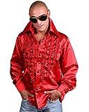 Schlagerhemd rot (XXL, rot)