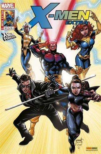 X-men extra 101 : x-men forever - saison II 1 (sur 3)