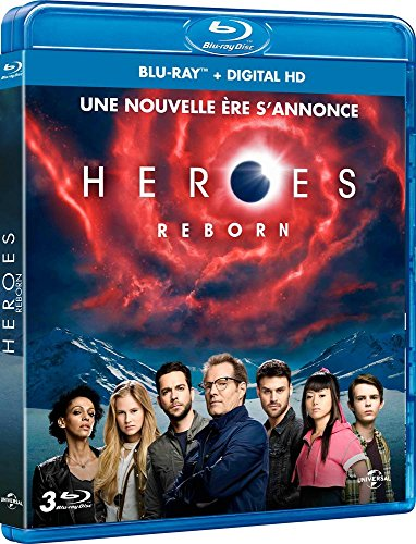 Heroes Reborn - Saison 1 [Blu-ray + Copie digitale]