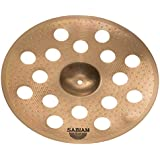 "Sabian 41800X 18"" B8X O-Zone Crash Cymbal"