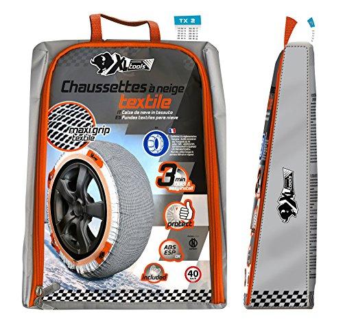 Impex XL Perform Tool 450452 Chaussettes à Neige Textile