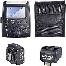 Flash Neewer MK-300 con pantalla LCD para Sony A7/A7R/A7S/A6000/A3000/NEX-6/NEX-7/A33/A35/A37/A57/A58/A77/A77II/A99