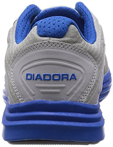 Diadora Herren Nj-404-2 Babys Grigio Ghiaccio/Azzurro Scuro