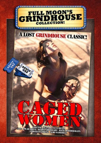 Caged Women by Orive (Woman-dvd Caged)