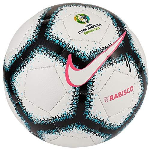 Nike Copa America NK Menor X Balon de fútbol, Unisex Adulto, Black/Blue/White, 4