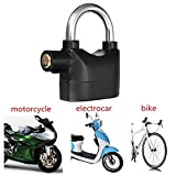 US1984 Anti Theft Motion Sensor Alarm Lock For Home, Office And Bikes