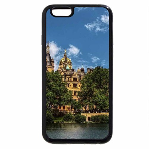 iPhone 6S / iPhone 6 Case (Black) fabulous german palace hdr