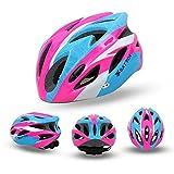 Biking Helmet Ultraleicht-Reithelm Mountainbike Rennradhelm Männliche und Weibliche Fahrradausrüstung, 002