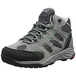 51xGDUuhDfL. SS300  - Hi-Tec Women's Wild-fire Mid I Waterproof High Rise Hiking Boots