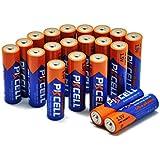 20Pcs Alkaline Aa Batteries 1.5v Bulk Lot LR6
